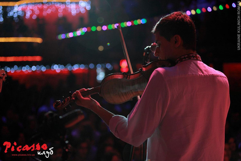 ПогорілКо-Бенд (мелодії на скрипці)
